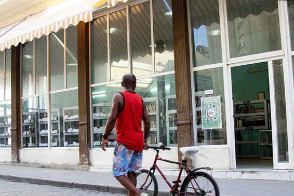 librerias de la habana
